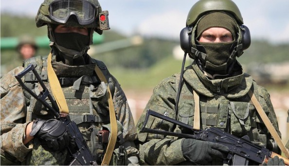 New material makes Russian military helmets invisible